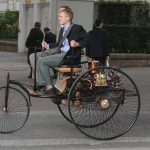 El Motorwagen, el primer automóvil a combustión