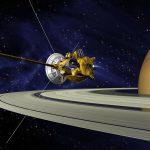 Cassini se sumerge en Saturno